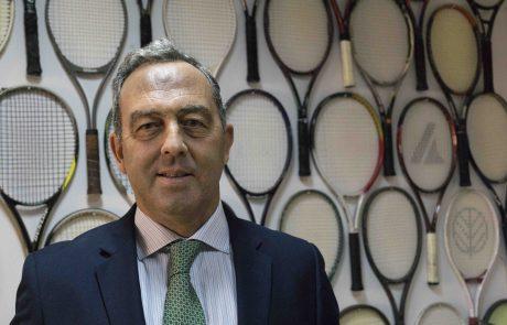 Carlos Almazán Federación de Tenis de Madrid Rocío Periago Francisco Lorca