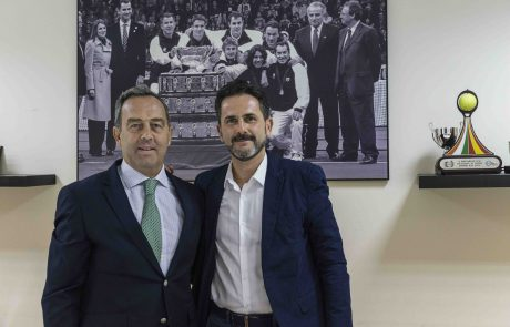 Federación de Tenis de Madrid Ramón Pinna Achalay