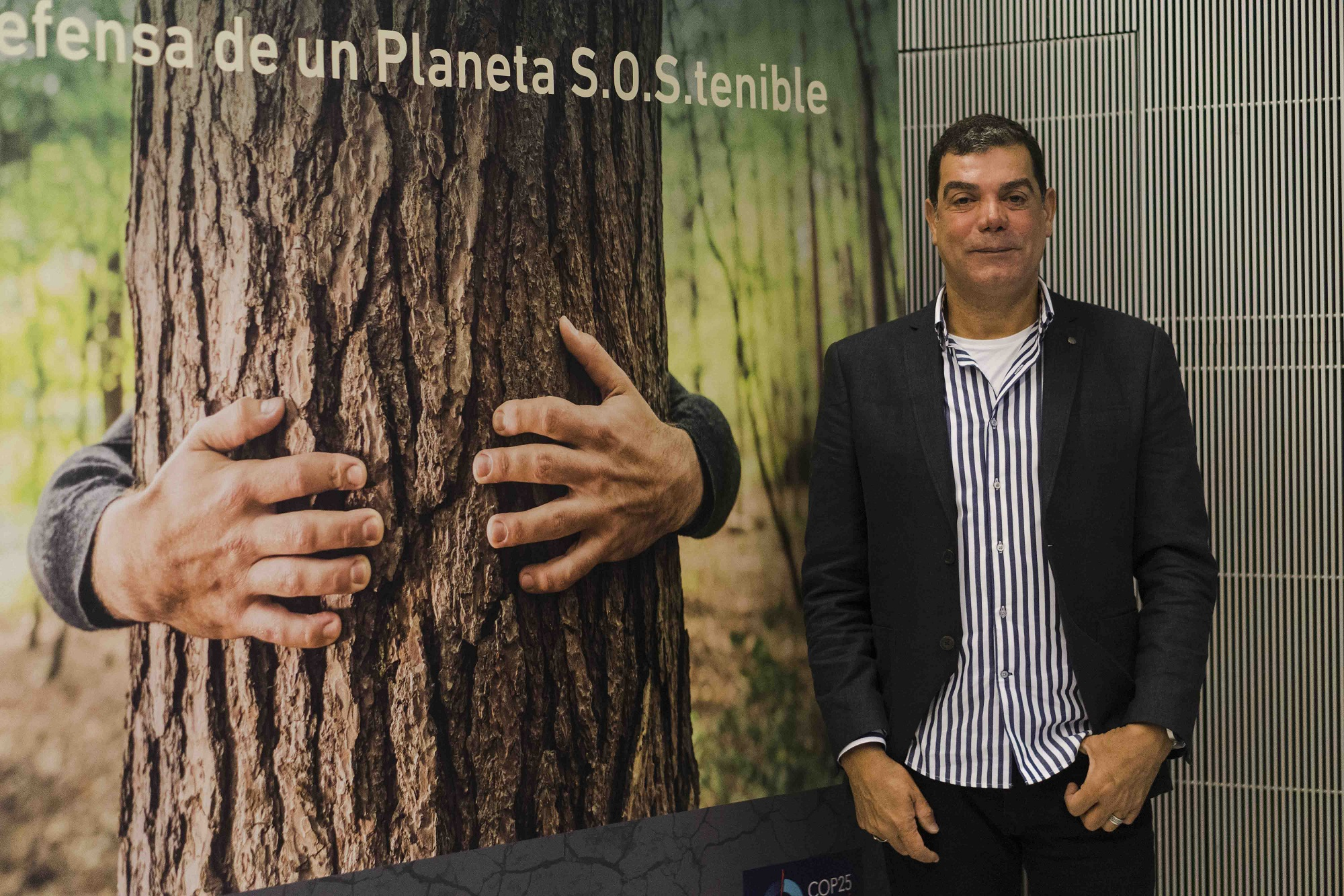 Ciudades visibles Demetrius Demetrio Rocío Periago Francisco Lorca Juntos Cambiamos el Mundo